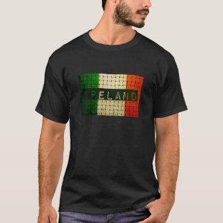 アイルランドによって編まれる旗 Tシャツ