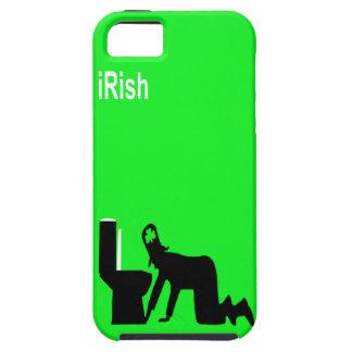 アイルランドに飲むこと iPhone SE/5/5s ケース