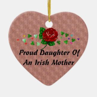 アイルランドのお母さん セラミックオーナメント