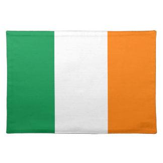 アイルランドのアイルランドの旗のランチョンマット|色 ランチョンマット
