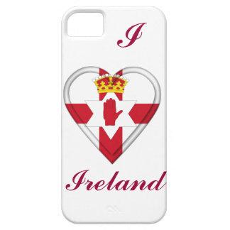 アイルランドのアイルランド人の旗 iPhone SE/5/5s ケース