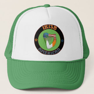 アイルランドのアメリカのトラック運転手の帽子 キャップ