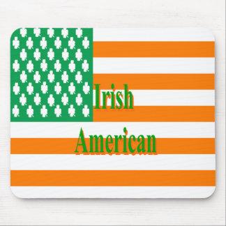 アイルランドのアメリカ人 マウスパッド