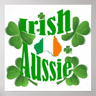 アイルランドのオーストラリア人 ポスター