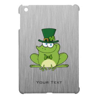 アイルランドのカエル; 金属一見 iPad MINIケース
