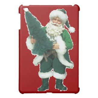 アイルランドのクリスマスサンタクロース iPad MINI カバー