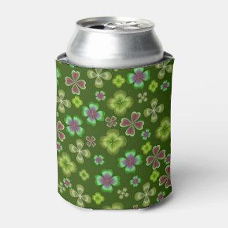 アイルランドのクローバーのシャムロックのクーラーボックスの運 缶クーラー