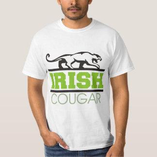 アイルランドのクーガー Tシャツ