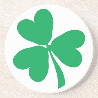 アイルランドのシャムロックかセントパトリックの日 コースター