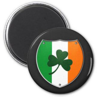 アイルランドのシャムロックの盾の磁石 マグネット