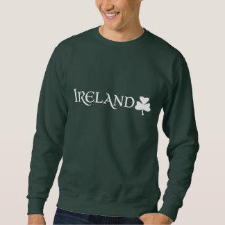 アイルランドのシャムロックの記号のアイルランド人のプライド スウェットシャツ