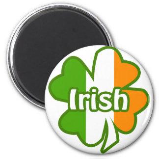 アイルランドのシャムロック マグネット