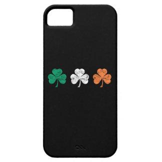アイルランドのシャムロック iPhone SE/5/5s ケース