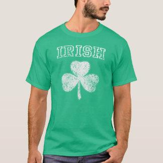アイルランドのシャムロックSt patricks day Tシャツ