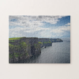 アイルランドのジグソーパズルのMoherの崖 ジグソーパズル