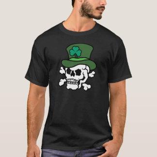 アイルランドのスカル Tシャツ