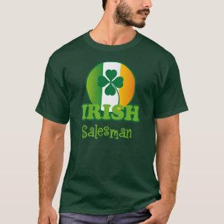 アイルランドのセールスマンのギフト Tシャツ