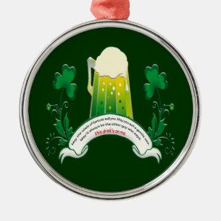 アイルランドのトーストのオーナメント メタルオーナメント