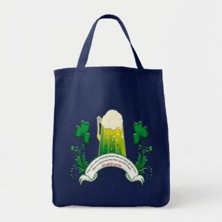 アイルランドのトーストのトートバック トートバッグ