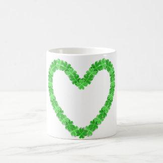 アイルランドのハート11のoz。 クラシックなマグ コーヒーマグカップ