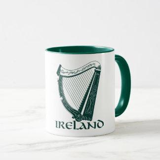 アイルランドのハープのデザイン、アイルランドのハープ マグカップ