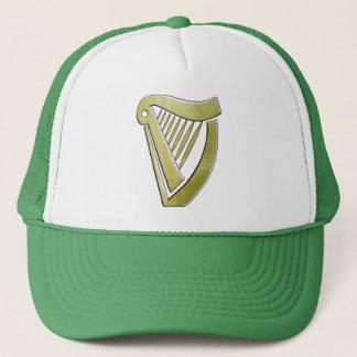 アイルランドのハープの帽子 キャップ