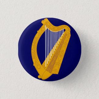 アイルランドのハープの紋章のバッジ 缶バッジ