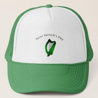 アイルランドのハープ キャップ