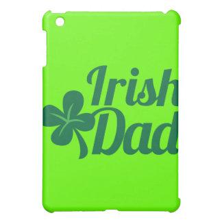 アイルランドのパパのSt patricks dayのアイルランド人のデザイン iPad Mini カバー