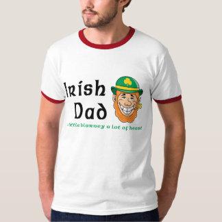 アイルランドのパパのTシャツ Tシャツ