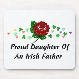 アイルランドのパパ マウスパッド