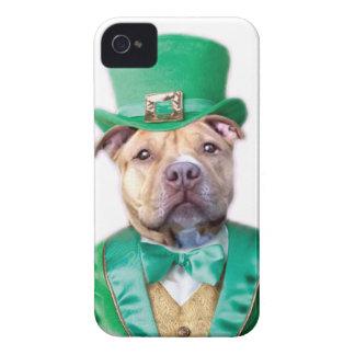 アイルランドのピットブル犬 Case-Mate iPhone 4 ケース