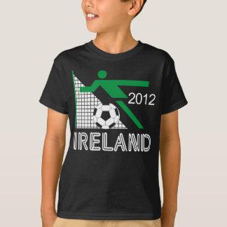 アイルランドのフットボール2012年 Tシャツ
