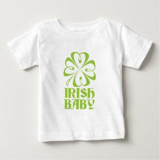 アイルランドのベビー ベビーTシャツ