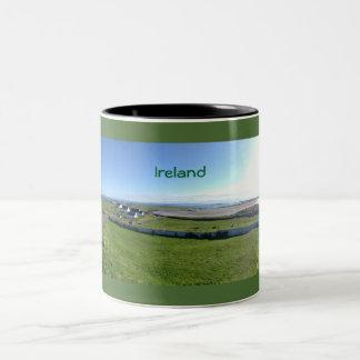 アイルランドのマグ ツートーンマグカップ