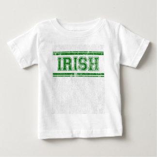 アイルランドのヴィンテージの学校代表DS ベビーTシャツ