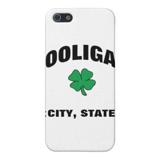 アイルランドの不良を個人化して下さい iPhone 5 CASE