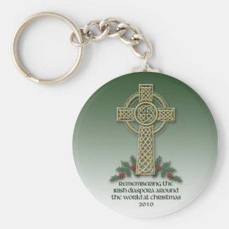 アイルランドの初期ユダヤ人のクリスマスのキーホルダー キーホルダー