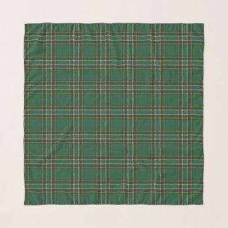 アイルランドの国民の元のスコットランドのタータンチェック スカーフ