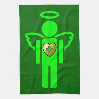 アイルランドの天使の台所タオル キッチンタオル