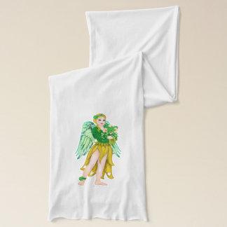 アイルランドの天使の漫画のジャージーのスカーフのヒースW スカーフ