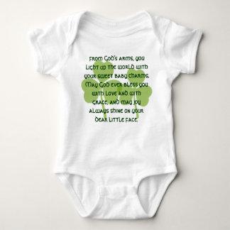アイルランドの天恵のTシャツ- ベビーボディスーツ