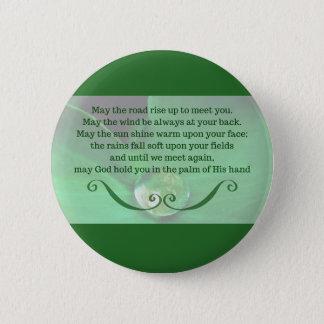 アイルランドの天恵ボタン 缶バッジ