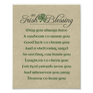 アイルランドの天恵 ポスター