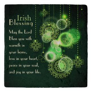 アイルランドの天恵、Bless Peaceあなたの精神の主 トリベット