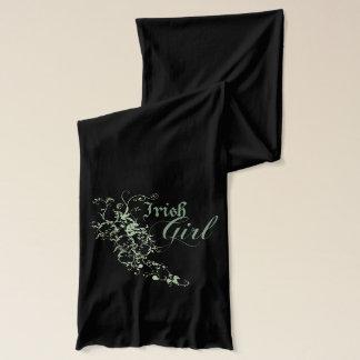 アイルランドの女の子 スカーフ