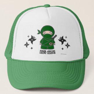 アイルランドの忍者! Shurikensの帽子を使って キャップ