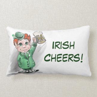 アイルランドの応援! 投球のLumbarの枕 ランバークッション