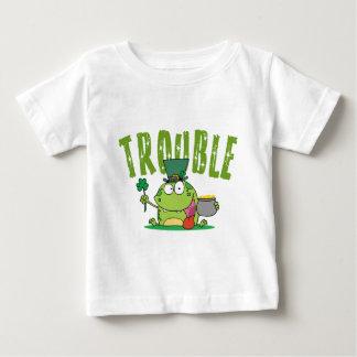 アイルランドの悩み ベビーTシャツ
