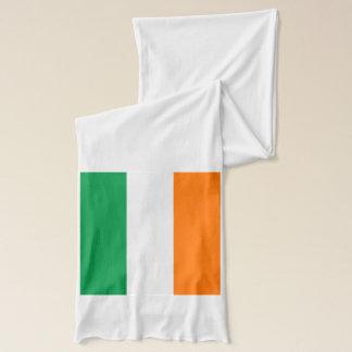 アイルランドの旗が付いている愛国心が強いスカーフ スカーフ